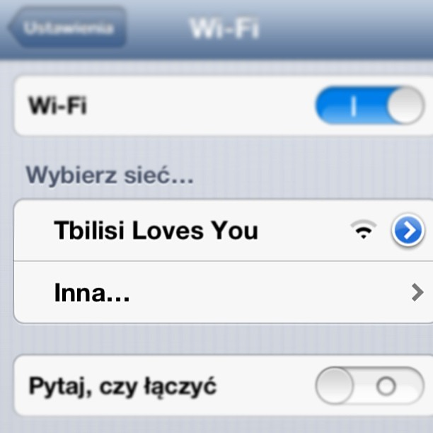 tibilisi loves you